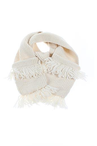 sam'o maya accessoires unisexe de couleur blanc