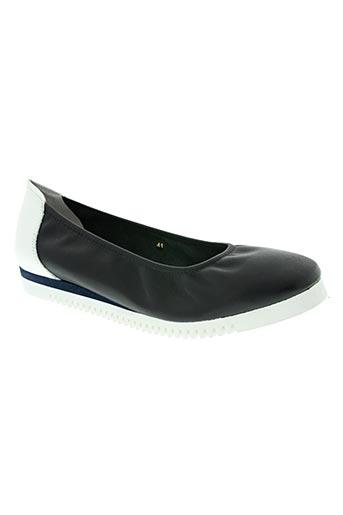 sabrinas chaussures femme de couleur bleu