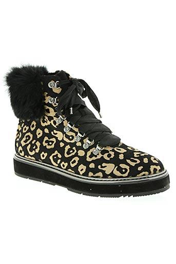 altraofficina chaussures femme de couleur noir