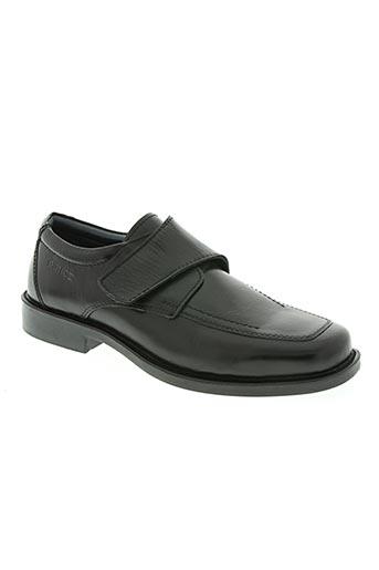 rohde chaussures homme de couleur noir