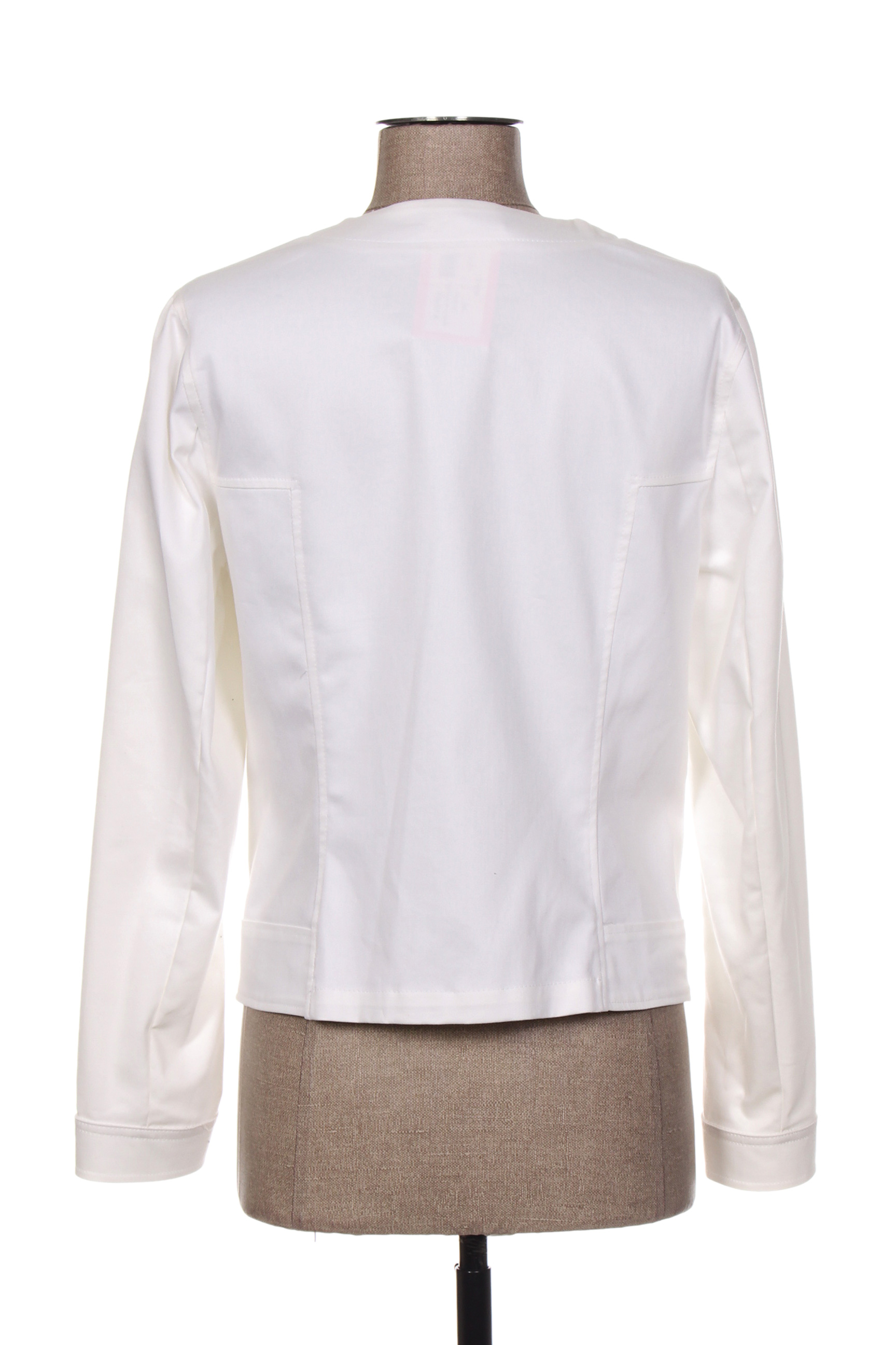 Weinberg Vestecasual Femme De Couleur Blanc En Soldes Pas Cher 1225877-blanc0