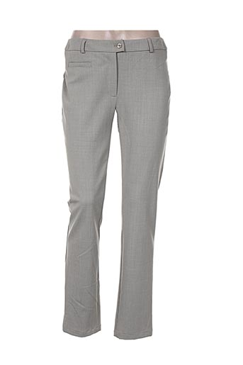 weinberg pantalons femme de couleur beige