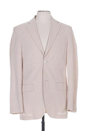Veste chic / Blazer beige PIERRE CARDIN pour homme