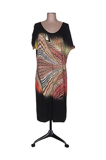 chema blanco robes femme de couleur noir
