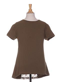 Produit-T-shirts-Fille-SMILE GIRL