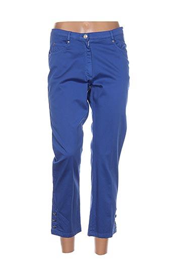 meri EFFI_CHAR_1 esca pantacourts femme de couleur bleu