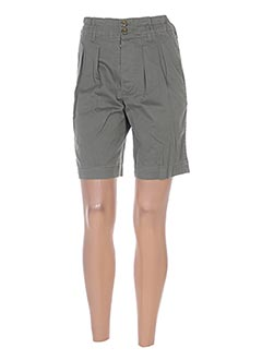 Produit-Shorts / Bermudas-Femme-ET VOUS