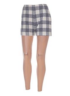 Produit-Shorts / Bermudas-Femme-DIAPOSITIVE