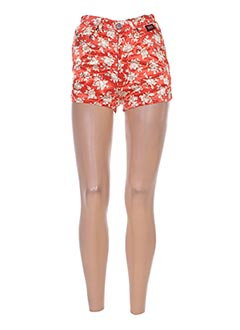Produit-Shorts / Bermudas-Femme-DOCKS DUPONT