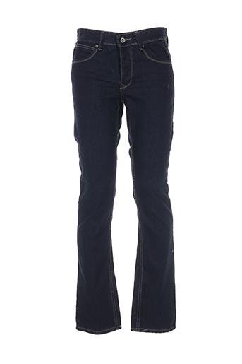 cbk jeans homme de couleur bleu