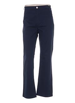 Pantalon casual bleu THALASSA pour homme