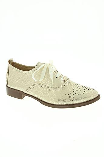 one step chaussures femme de couleur jaune