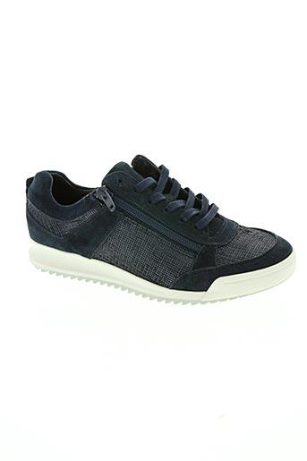 one step chaussures femme de couleur bleu