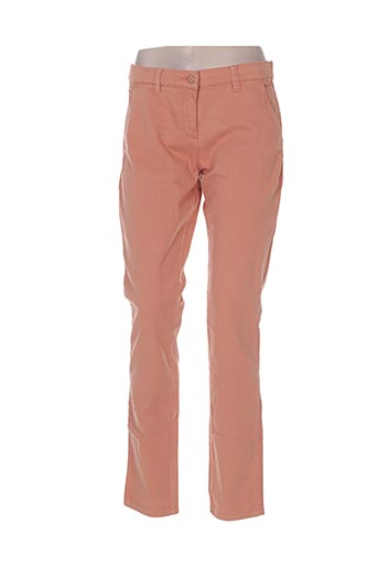 l'histoire de louise pantalons femme de couleur orange