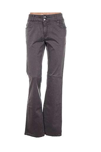 Pantalon casual gris D.T.C pour femme