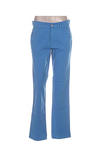 Pantalon casual bleu DANSAERT BLUE pour homme