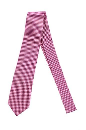 olymp accessoires homme de couleur rose