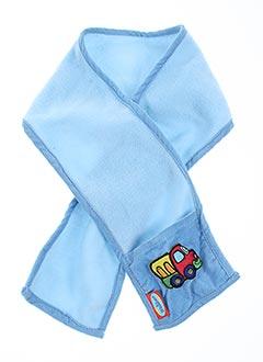 Echarpe bleu PLAYSKOOL pour garçon