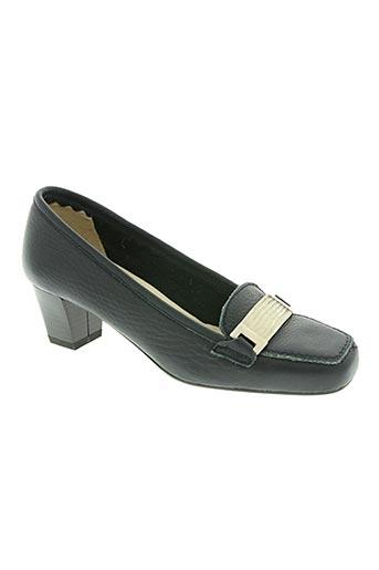 d'chicas chaussures femme de couleur bleu