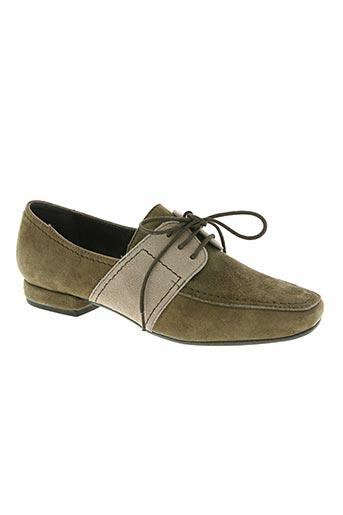 d'chicas chaussures femme de couleur marron