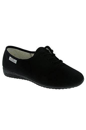 goes chaussures femme de couleur noir