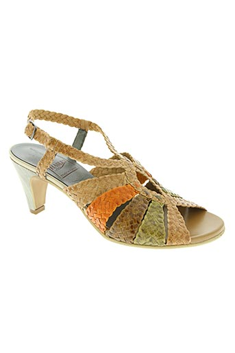 Sandales/Nu pieds beige HASLEY pour femme
