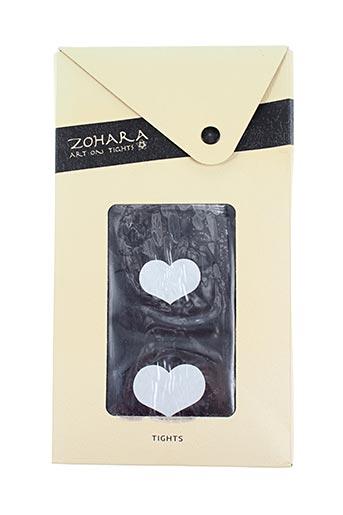 zohara lingerie femme de couleur noir