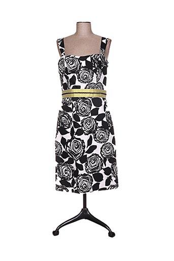 linea raffaelli robes femme de couleur noir