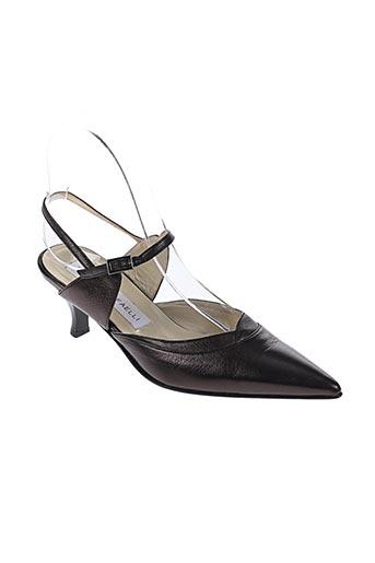 linea raffaelli chaussures femme de couleur marron
