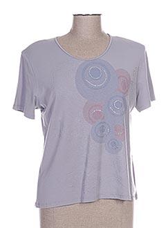 Produit-T-shirts-Femme-BLUE MONDE