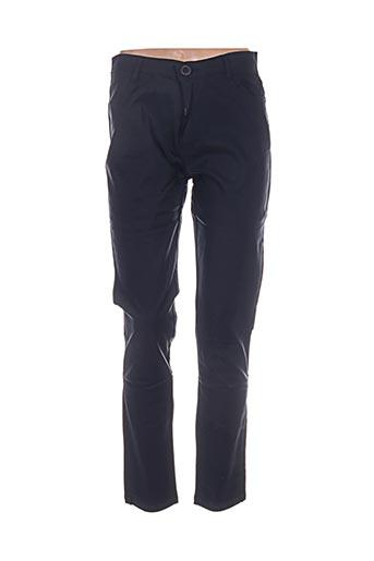 Pantalon casual bleu AVANTI TUTTI pour femme