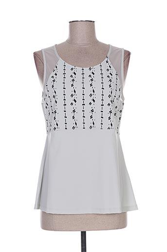 maloka t-shirts femme de couleur gris