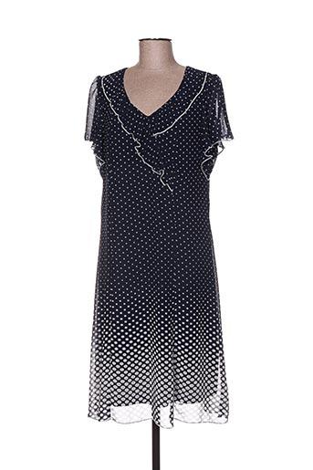 gd robes femme de couleur bleu