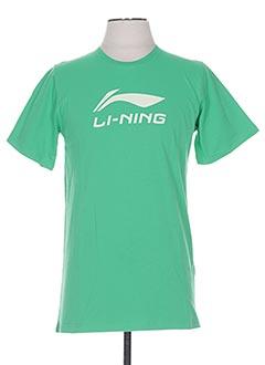 Produit-T-shirts-Garçon-LI-NING