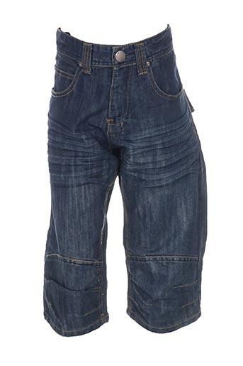 mondaca shorts / bermudas garçon de couleur bleu