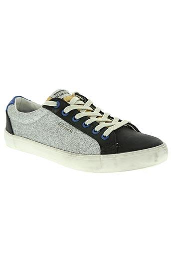 pepe jeans chaussures femme de couleur gris