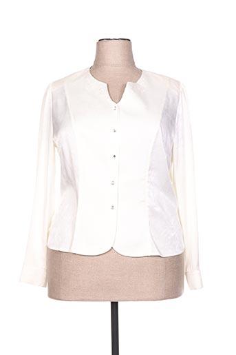 lysa kara chemises femme de couleur beige