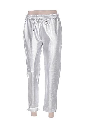 new collection pantalons femme de couleur gris