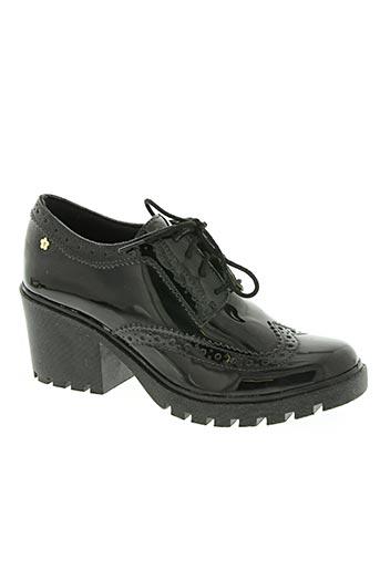 petite jolie by parodi chaussures femme de couleur noir