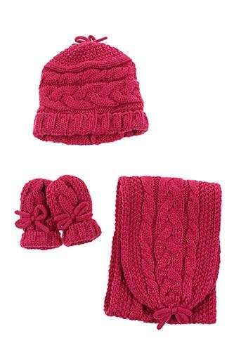 mayoral accessoires fille de couleur rose