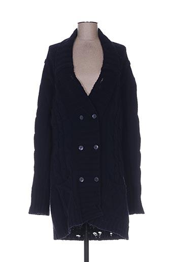daniele fiesoli vestes femme de couleur bleu