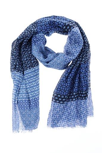 palme accessoires femme de couleur bleu