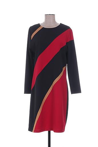 plurielles robes femme de couleur noir