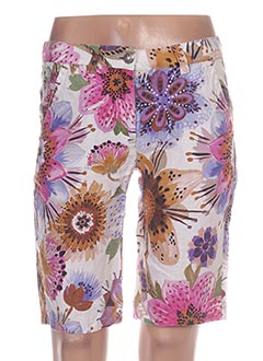 Produit-Shorts / Bermudas-Femme-0039 ITALY