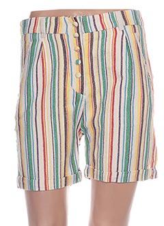 Produit-Shorts / Bermudas-Femme-CINDSTORY