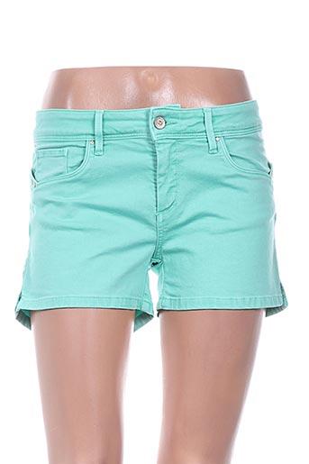 Short vert SALSA pour femme