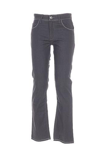 rg512 jeans garçon de couleur gris