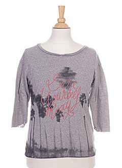 Produit-T-shirts-Fille-ROXY GIRL