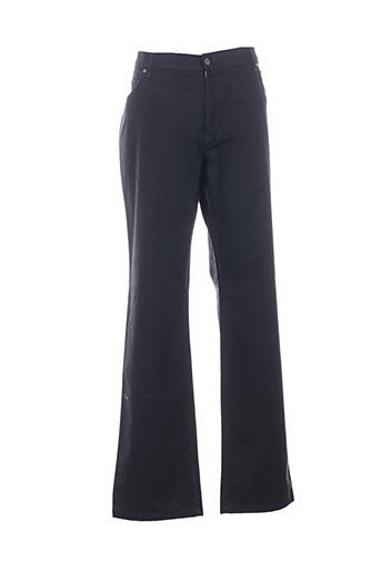 Pantalon casual noir GIANNI pour homme