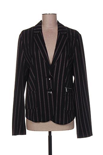 esqualo vestes femme de couleur noir